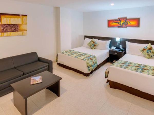 Hotel Regatta Cartagena