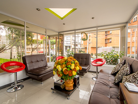 Hotel Cosmopolitan Bogotá