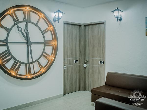 Casa del sol hotel en villavicencio for Sala de estar segundo piso