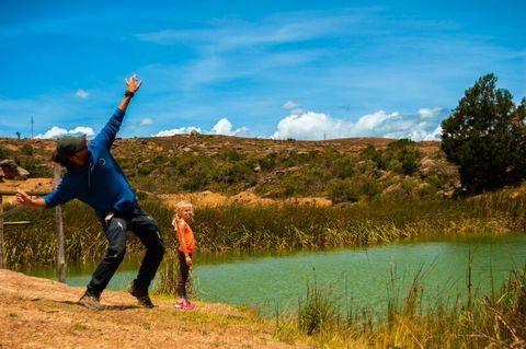 Cabalgata Pozos Azules - Piscina Natural
