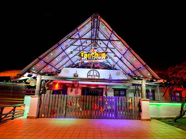 El Ranchón del Maporal - Restaurante