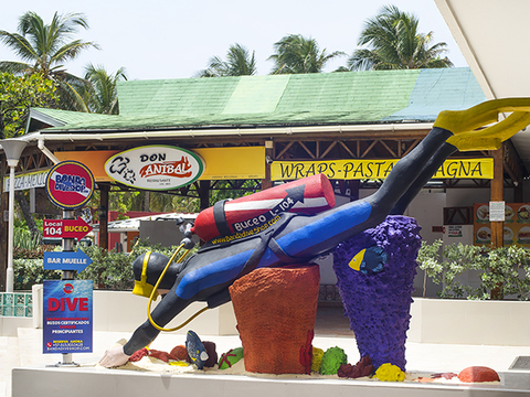 Banda Dive Shop Centre de plongée