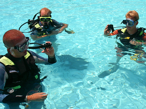 Cours de certification - Open Water