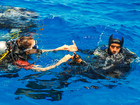 Diving - Experience for Beginners