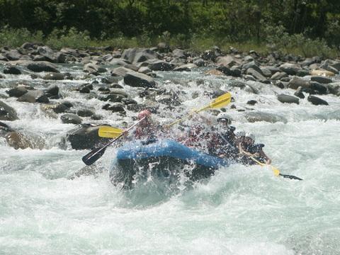 Rafting Río Guayuriba