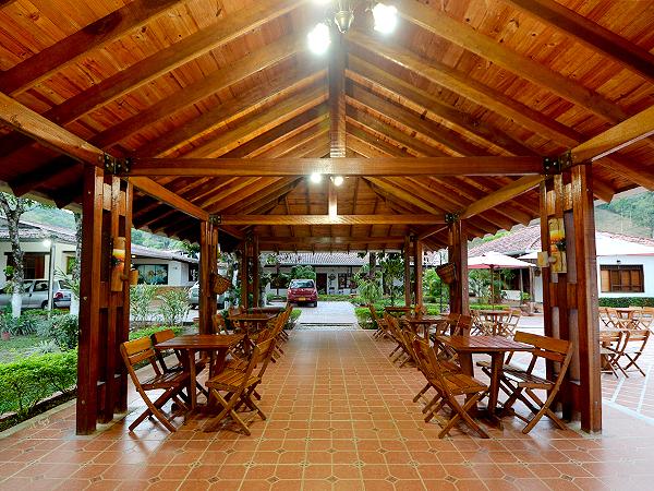 Hotel Campestre San Mateo En Villavicencio