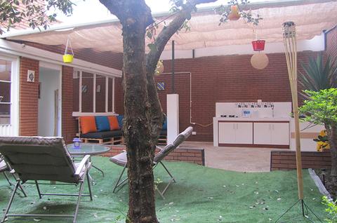 Dorado Hostel Bogotá