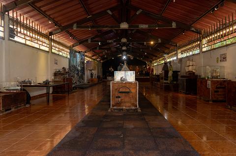 Sala de Exhibición Marina The Persistence
