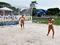 Hotel Campestre Kosta Azul - cancha de voleibol playa