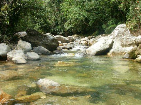 Canyoning Quebrada El Sagu