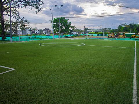 canchas de futbol parque extremo  villavicencio