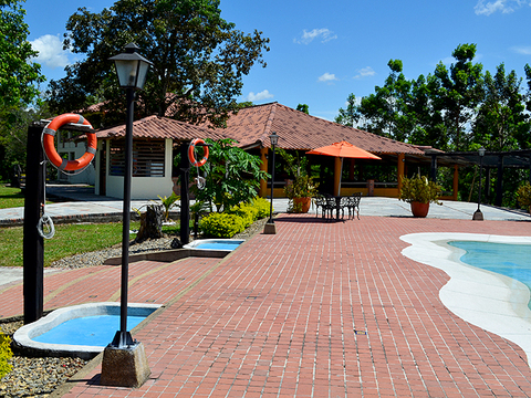 Hotel y Cabañas Hacienda Marsella