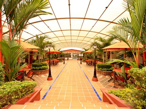 Hotel Hacaritama Colonial