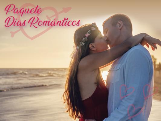 Paquetes días románticos