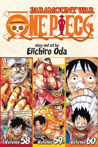 One Piece Omnibus Edition Vol 20