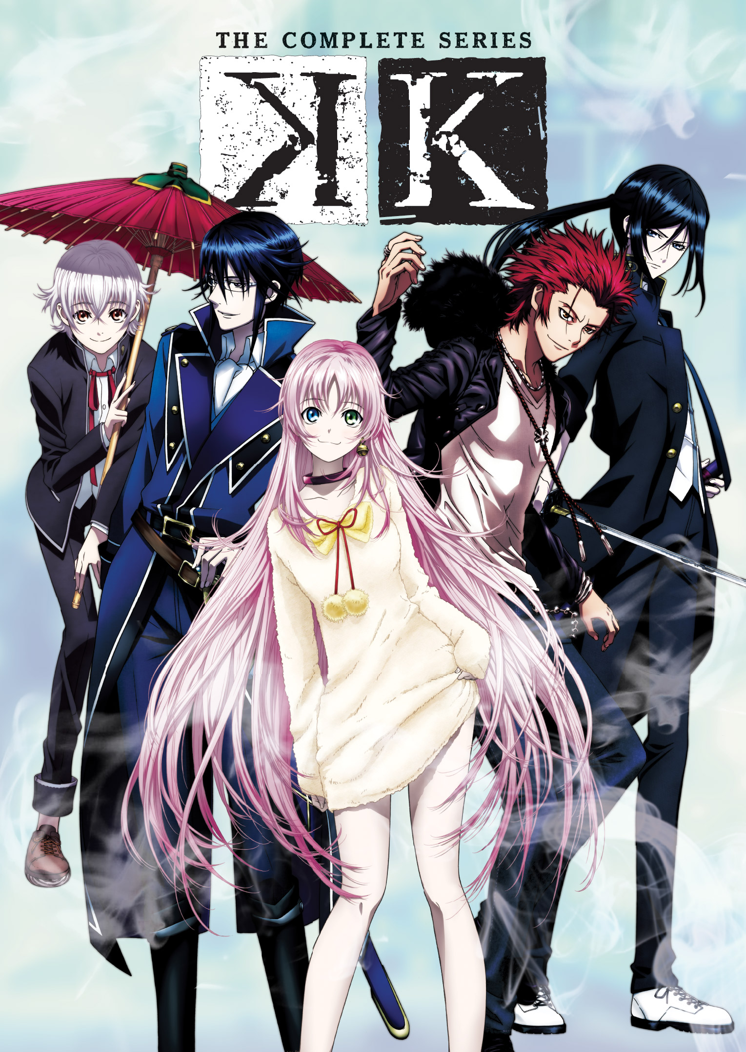 K Project VOSTFR