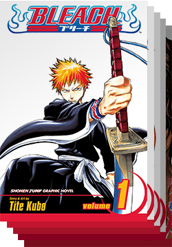 Bleach Bundle (Reaper's Road)