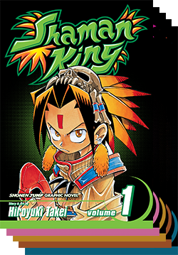 Shaman King Bundle (Spirit Voyage)