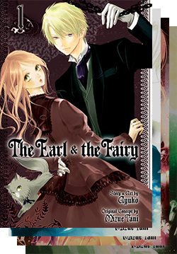 The Earl and the Fairy (The Journey into the Fairy Kingdom)