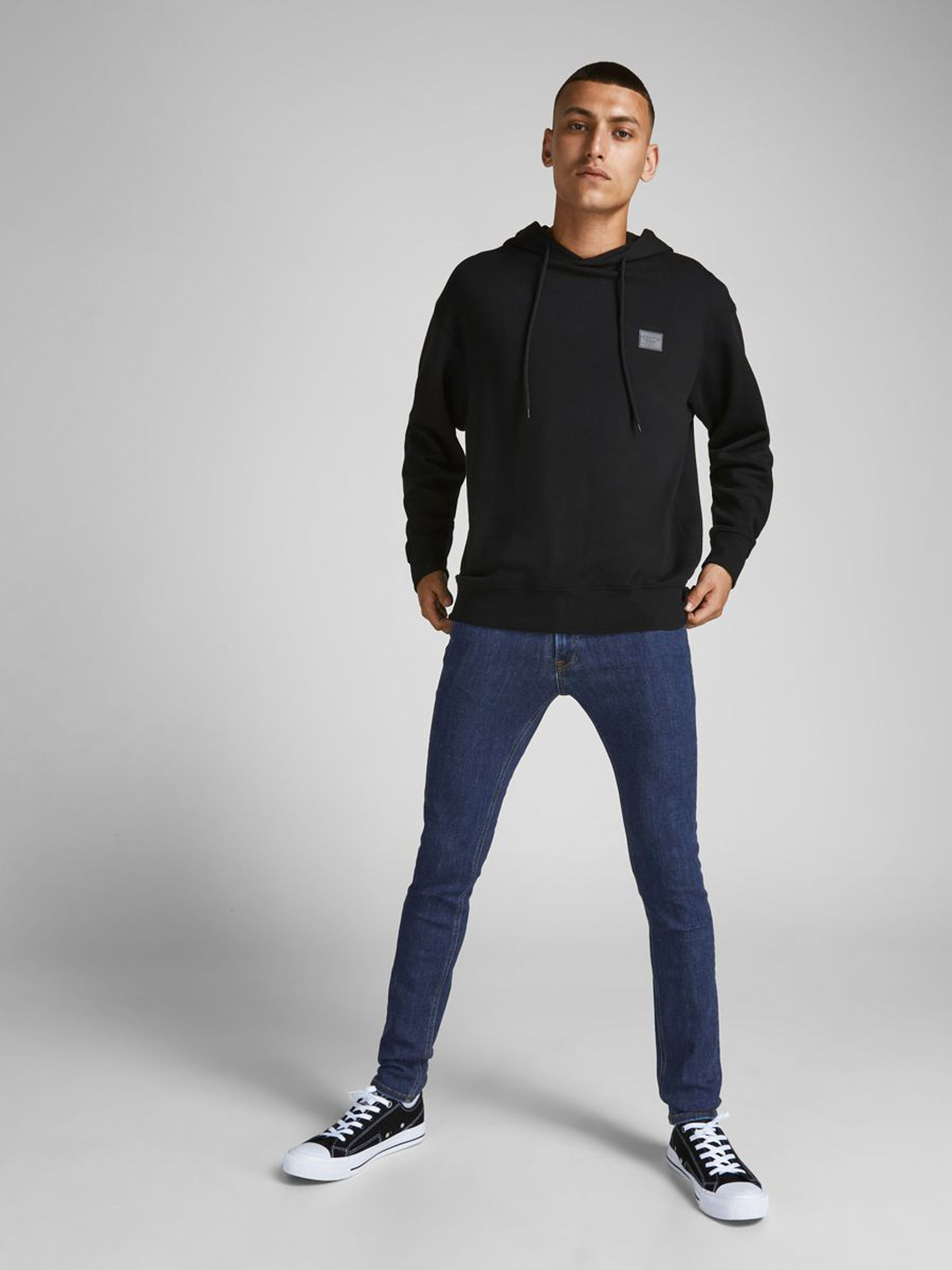 Jeans uomo skinny fit JACK & JONES   LIAM-12190858253L32
