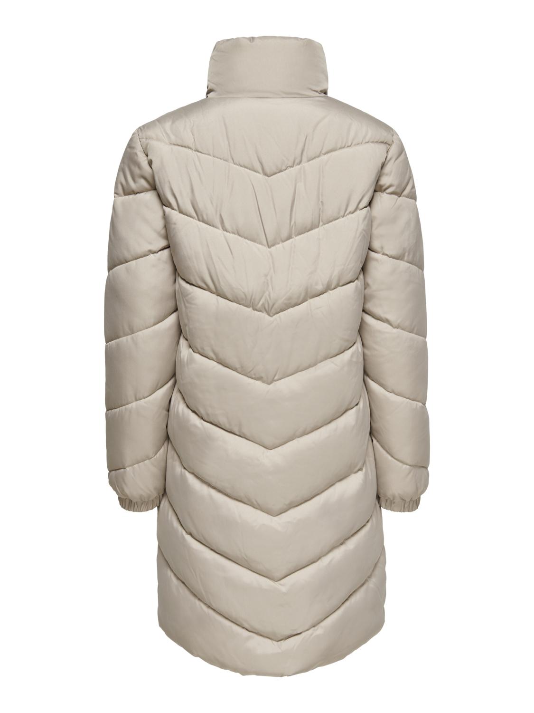 Piumino lungo donna con zip JDY   NEWFINNO-15237890014