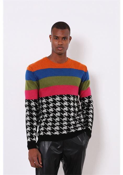 Pullover uomo multicolor IMPERIAL | M553U839012