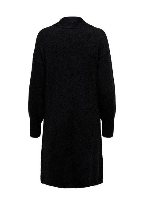 Cardigan da donna lungo nero JDY | ALESSI-15231346005