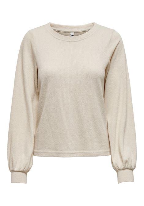 Maglia donna beige in jersey JDY | EMMA-15227437003