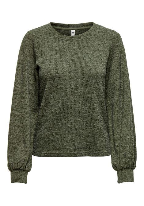 Maglia donna verde in jersey JDY | EMMA-15227437006