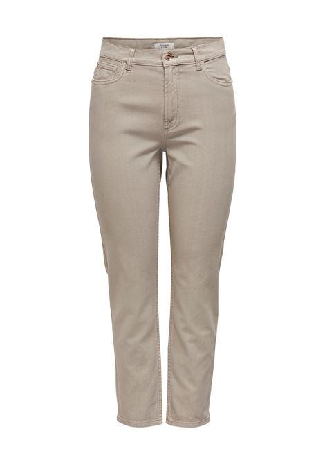 Jeans donna in cotone beige JDY | KAJA-15238423014