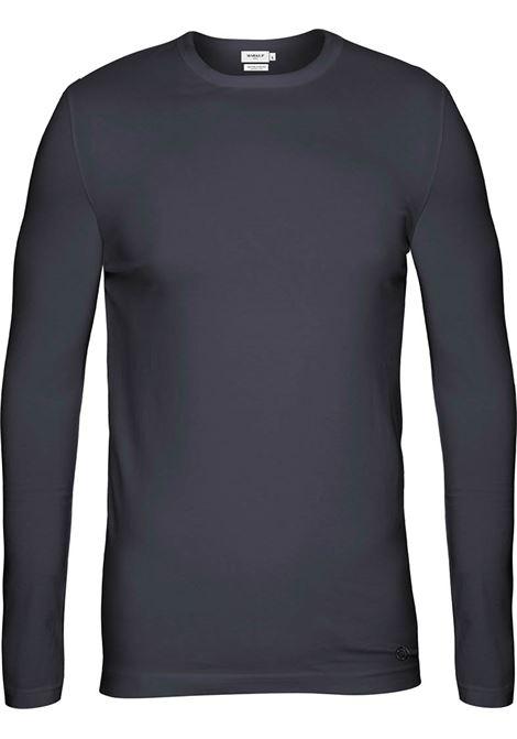T-shirt basica uomo maniche lunghe MARKUP | MK191005004