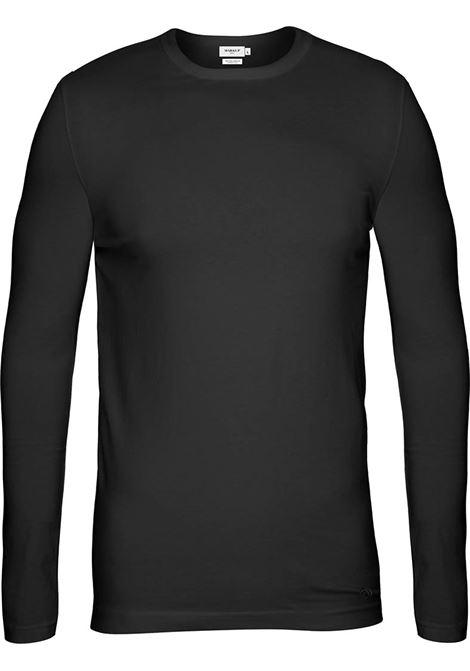 T-shirt basica uomo maniche lunghe MARKUP | MK191005005