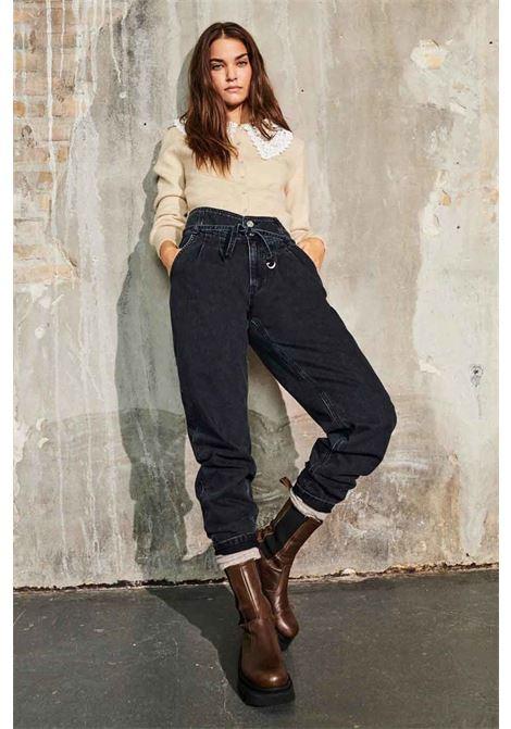 Jeans donna vita alta ONLY | LU-15235102BLKL34