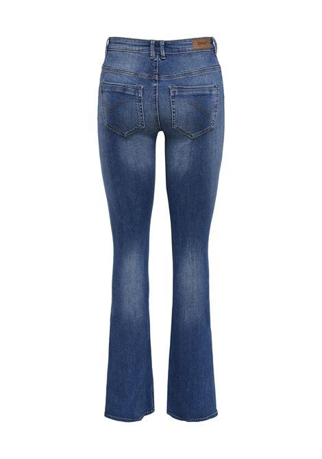 Jeans donna a zampa lunghezza 30 ONLY | PAOLA-15219219MBL30