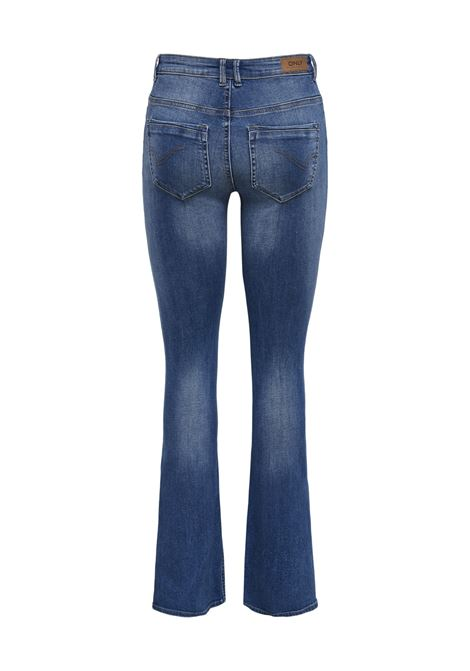 Jeans donna a zampa lunghezza 32 ONLY | PAOLA-15219219MBL32