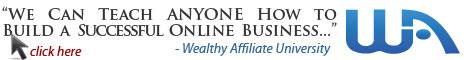 Wealthy Affiliates, Safe, Online Program