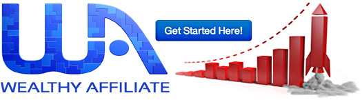 WA 'Get Started Here! banner ad: