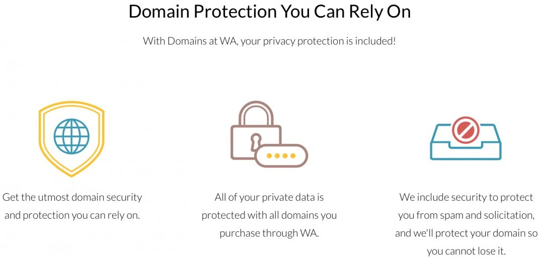 domain and site security