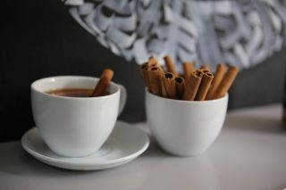 cinnamon stick tea
