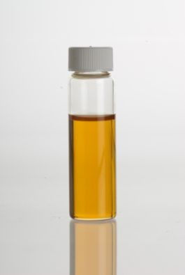 bottle of cinnamon oil