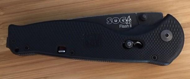 SOG Flash II Review- My Closed Flash II