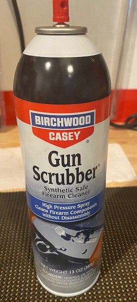 Birchwood Gun Scrubber Aerosol Spray