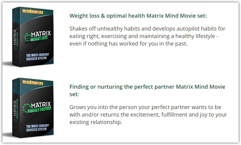Mind Movie Matrix Second Two