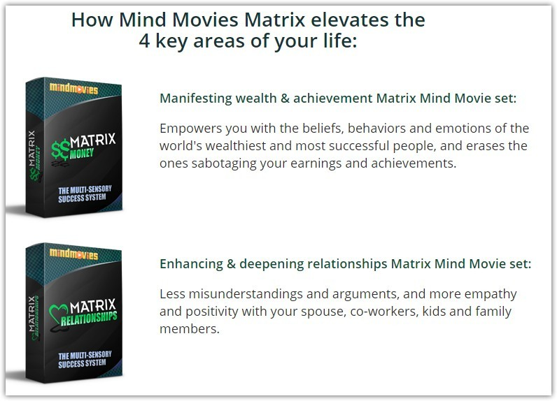 Mind Movie Matrix First Two