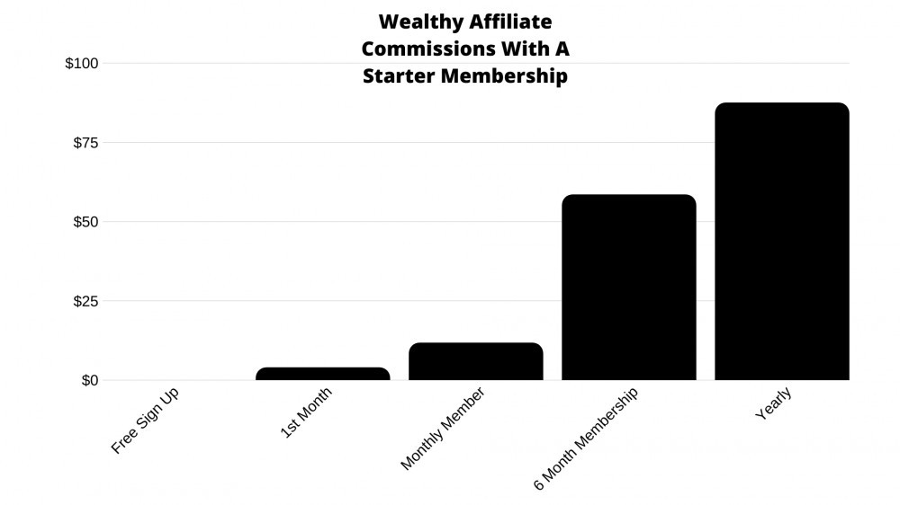The Starter Membership Commissions