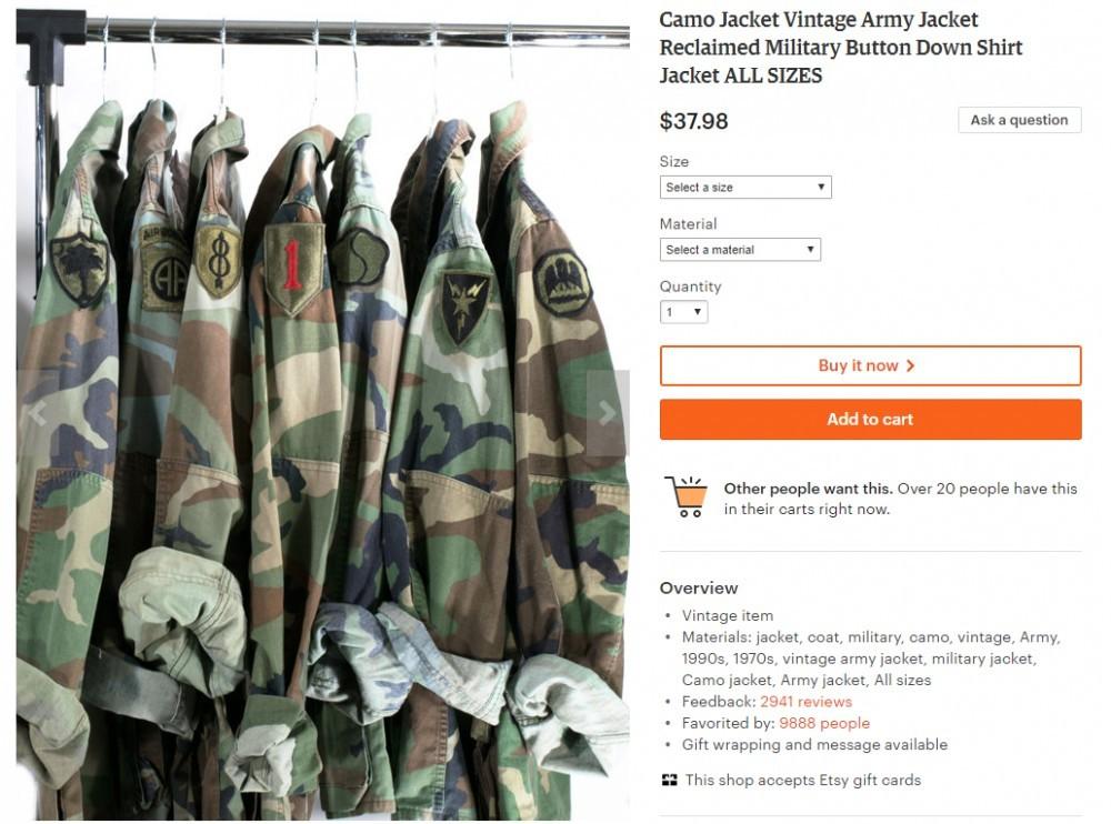 army-shirts
