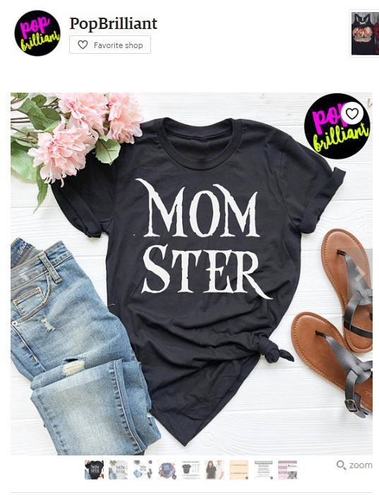 Easy Mom costume