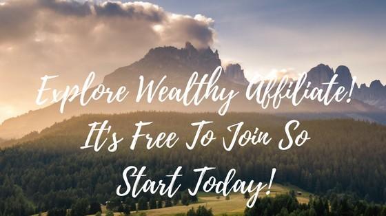 Explore Wealthy Affiliate