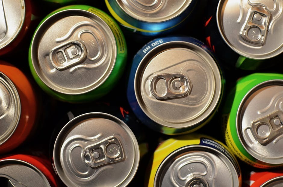 Energy drinks are a popular consumer product