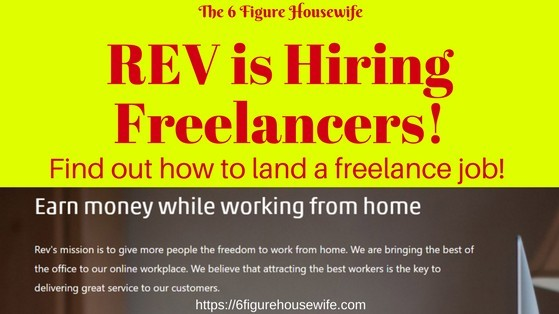 Land a Job At Rev